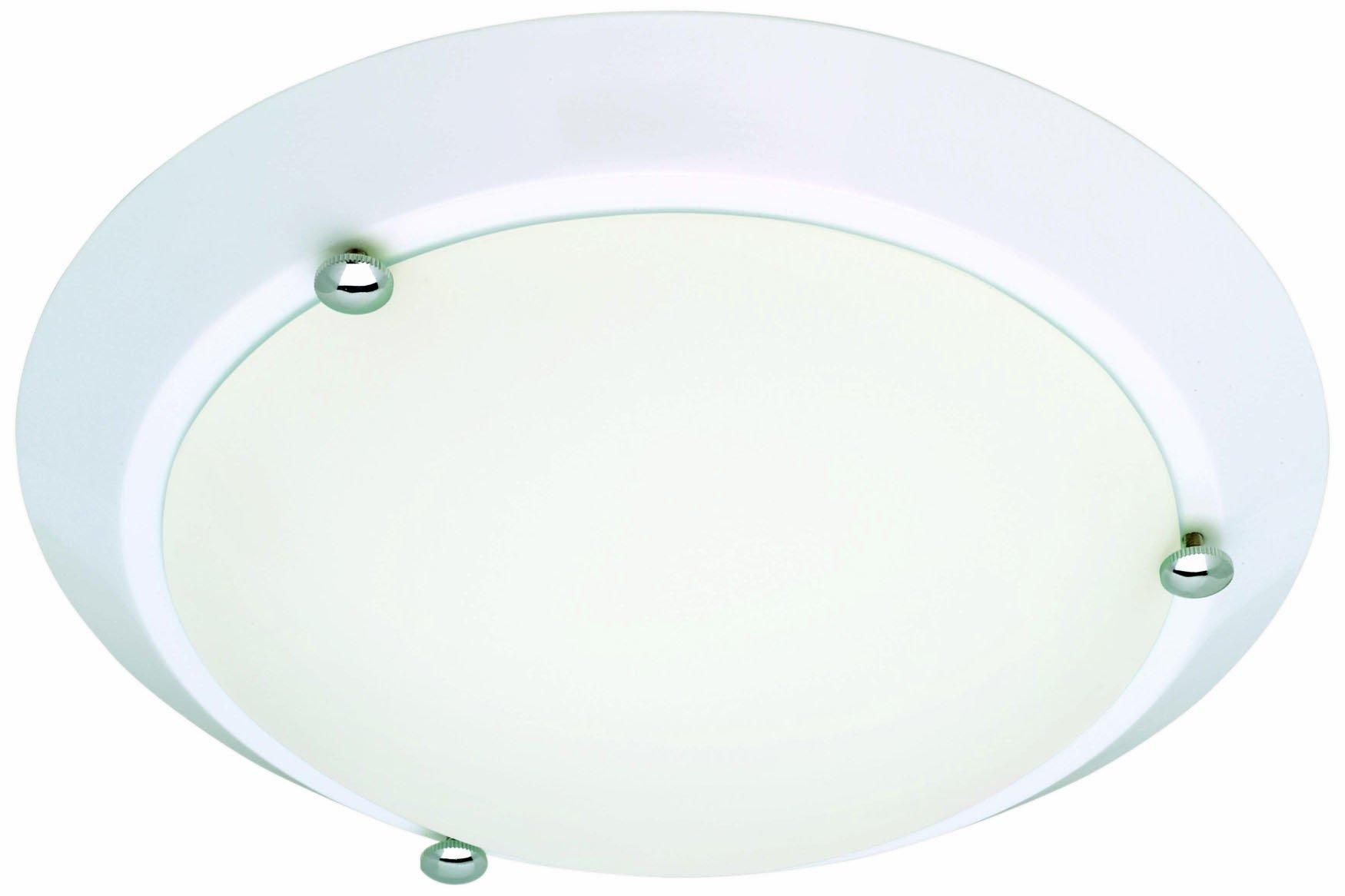 Plafoniere Bagno Particolari : Briloner leuchten plafoniera da bagno agl e