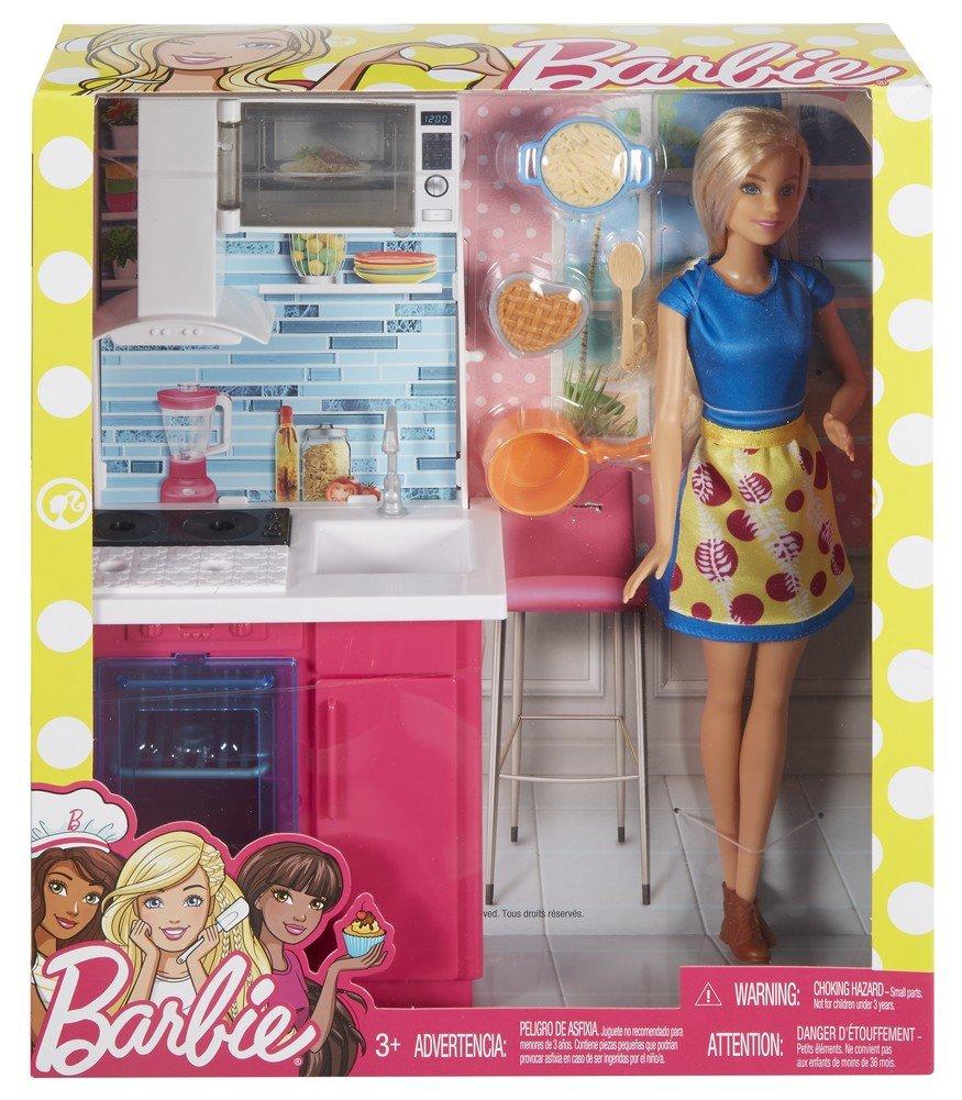 Barbie DVX54 - La Cucina di Barbie   eBay