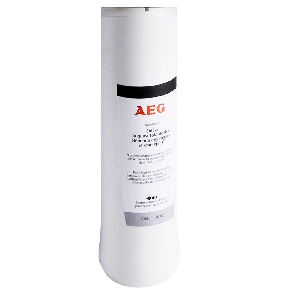 Filtri per acqua potabile. pre//post filtro AEG Cartucce di filtrazione per osmosi inversa